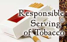 Rserving Tobacco Certification Online Training & Certification